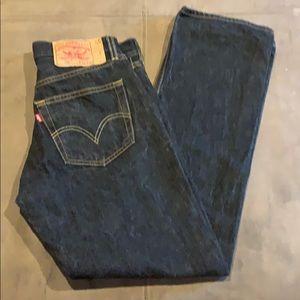 Men's Levi's 501 Jeans Vintage Straight 32x30